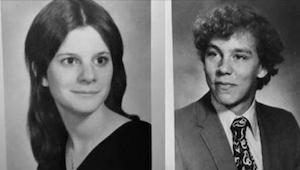 W 1977 roku wybrali się na randkę, ale on już więcej nie zadzwonił. W 2010 odkry