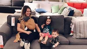 Pojechała z dziećmi do Ikei. Gdy podszedł do nich dobrze ubrany pan w średnim wi