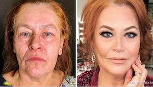 To nie Photoshop - to makijaż! Zobacz 9 najbardziej spektakularnych metamorfoz