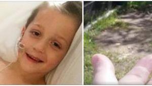 Jej synek zmarł mając zaledwie 4 lata. 3 lata później dostała od niego niezwykłą