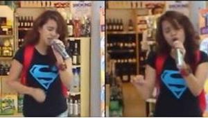 Gdy zaczęła śpiewać w centrum handlowym, wszyscy zachwycili się!