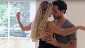 Kiedy ta para zaczęła tańczyć nie mogłam oderwać od nich wzroku - są niesamowici