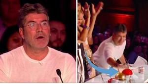 Simon Cowell był zaskoczony, gdy usłyszał, jaką wybrała piosenkę, a kilka minut