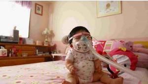 Zmarła 17-latka uwięziona w ciele noworodka. Warto poznać jej historię.