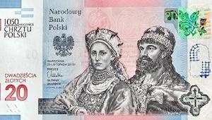 Wielkie brawa dla Polski za stworzenie najlepszego banknotu na świecie!