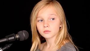 Słysząc jak śpiewa nie uwierzycie, że ta dziewczynka ma dopiero 11 lat! Co za gł