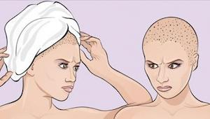 Po wyjściu spod prysznica owijasz włosy ręcznikiem? No to źle robisz! Przeczytaj