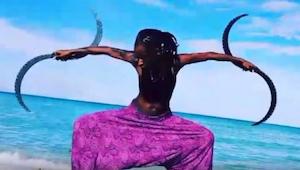 Musicie zobaczyć ten hipnotyzujący taniec, który łączy harmonię z iluzją optyczn