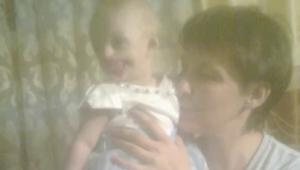 42-latka była przeszczęśliwa, że znów będzie matką. Jednak kiedy jej córka się u