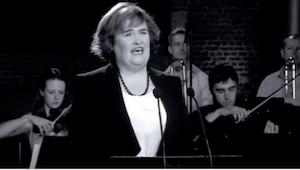"""Posłuchajcie najpiękniejszej wersji """"Unchained Melody"""" w wykonaniu samej Susan B"""