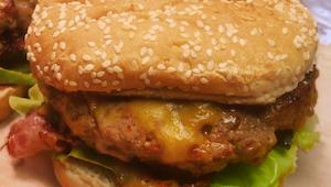 Byłam pewna, że to kolejny zwykły kotlet do burgera, ale... nie mogłam uwierzyć!