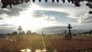 To, co wydarzyło się w czasie koncertu w Londynie, wywołało poruszenie...