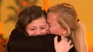 Gdy na scenie pojawiła się urocza 13-latka, jury wiedziało, że to będzie wyjątko