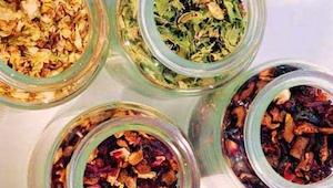 Pieczona herbata - czym jest,i jak się ją robi i dlaczego powinno się ją pić!