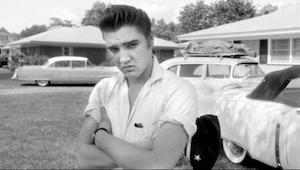 Posłuchajcie pierwszego nagrania Elvisa Presleya z czasów gdy nie był jeszcze pi