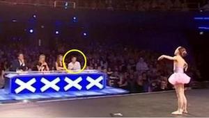 Jury chciało przerwać jej występ, ale wtedy zrobiła coś tak niespodziewanego, że