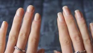 Mocz paznokcie w tych składnikach dwa razy w tygodniu, a momentalnie zrobią się