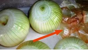 Odkąd zobaczyłam, co moja babcia robi z łupinkami od cebuli, też już ich nie wyr