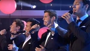 To, w jaki sposób tych 4 mężczyzn zaśpiewało piosenkę Whitney Houston zachwyci W