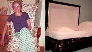 Syn ignorował swoją matkę. W dniu jej pogrzebu zdał sobie sprawę z czegoś strasz