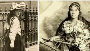 Jak wyglądali młodzi ludzie 100 lat temu