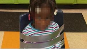 Rodzice przez przypadek zobaczyli zdjęcie swojej córeczki zrobione przez pracown