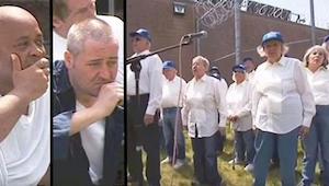 Kiedy chór seniorów zgłosił się do występu w więzieniu okręgowym wszyscy byli sc