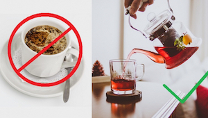 Nie rób tych 9 rzeczy na pusty żołądek, a Twój układ trawienny Ci podziękuje!