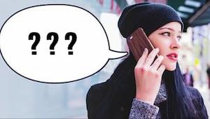 Jeśli ktoś zapyta Cię o to przez telefon - natychmiast się rozłącz!