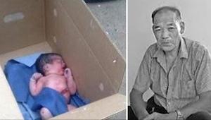 Ten mężczyzna dostał wyjątkowy prezent na swoje 70. urodziny w podziękowaniu za