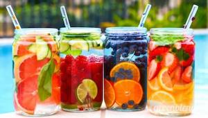 Zapomnij o bezsenności z pomocą smacznej i zdrowej... wody owocowej!