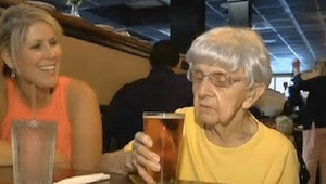 103 i 109-latka zdradzają jaki nawyk przypisują swojej długowieczności