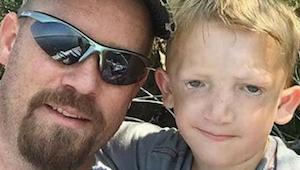 Ojciec apeluje do innych rodziców o pomoc, po tym jak dzieci rzucały kamieniami
