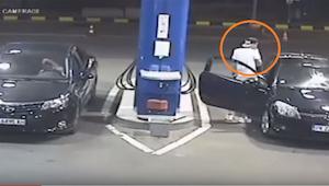 Nauczka, jaką właściciel stacji benzynowej dał palącemu tam nastolatkowi, jest h