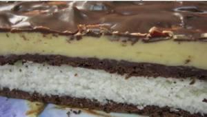 Gdy moja mama chce szybko zrobić ciasto, zawsze sięga po ten przepis. Będzie szy