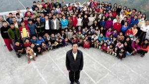 Założyciel sekty legalnie ma 39 żon i 94 dzieci! Już rozgląda się za kolejną mał