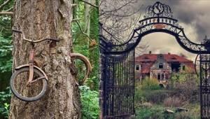 Niezwykłe zdjęcia opuszczonych miejsc - tak natura radzi sobie z tym, czego już