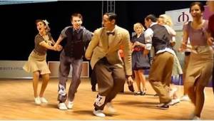 Zobaczcie, jak się tańczy Boogie-Woogie! Zmęczyłam się samym patrzeniem - skąd o