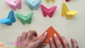 Jak zrobić motylki z papieru? Zdziwiłam się, że to takie proste!