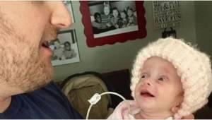 Dziewczynka urodziła się bez ważnego organu. Zanim odeszła, jej rodzice zrobili