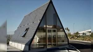 Zbudowanie tego pięknego domu zajmuje tylko 6 godzin i kosztuje 27 tysięcy euro.