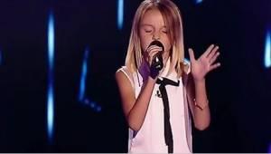 Jury myślało, że polegnie śpiewając tak trudną piosenkę Demi Lovato, ale dla tej