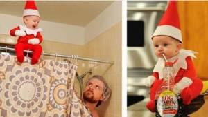 9 zdjęć czteromiesięcznego elfa - te zdjęcia urzekną Was!