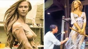 18 najpiękniejszych rzeźb na świecie. Szczególnie numer 10 robi wrażenie!