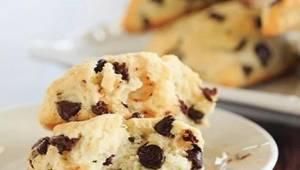 Czekoladowe kruche ciasteczka, które przygotujesz w kilka minut, to być może naj