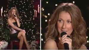 Celine Dion zaczęła śpiewać świąteczny klasyk i nie ma nikogo, kto mógłby dorówn