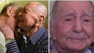 102-latek, który przeżył Holokaust, poznał swoją rodzinę. Całe życie myślał, że