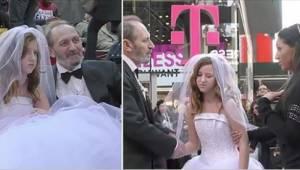 On ma 65 lat, ona 12. Zobacz reakcje ludzi na ich ślub.