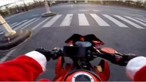 To, co nagrał i co zrobił ten motocyklista, jest niewiarygodne!