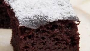 Proste czekoladowe ciasto na kefirze, które zawsze się udaje! Pyszne nawet z sam